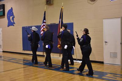 CJHS Veterans Day Assembly