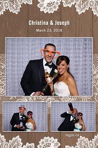 Christina & Joseph's Wedding