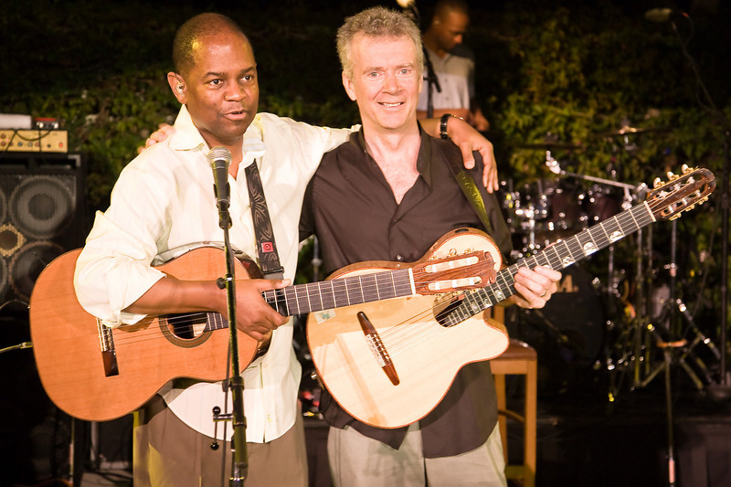 Earl Klugh & Peter White<br /> _MG_0434