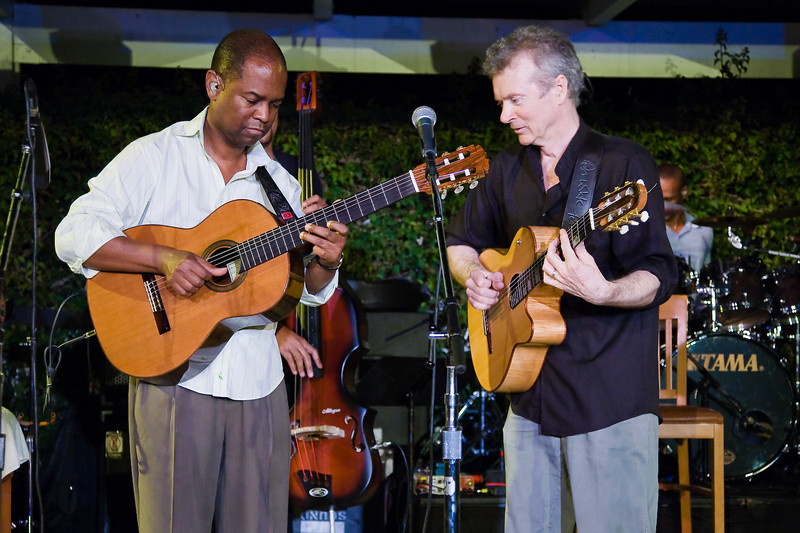 Earl Klugh & Peter White<br /> _MG_0400
