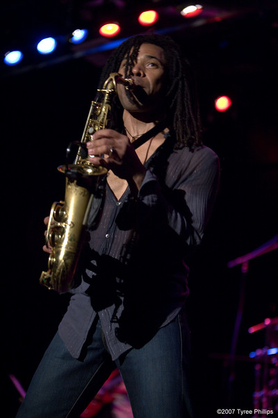 Paul Taylor - BB Jazz 2/07