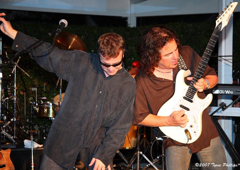 Rolf Hartley & Craig Chaquico