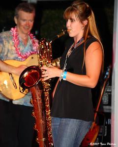 Shannon Kennedy - Baritone Sax