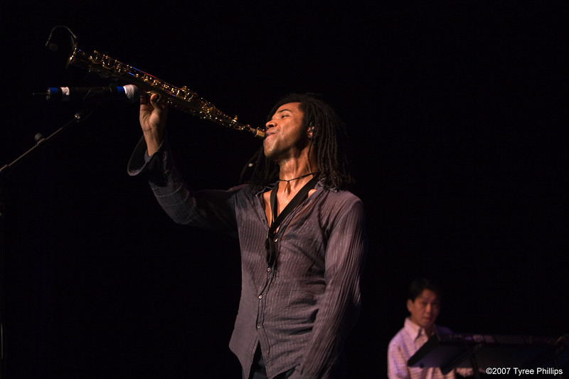 Paul Taylor - Soprano Sax