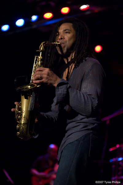 Paul Taylor - Alto Sax