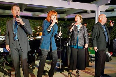 Alan Paul, Cheryl Bentyne, Janis Siegel, Tim Hauser