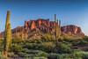 Flatiron at Lost Dutchman State Park, Arizona