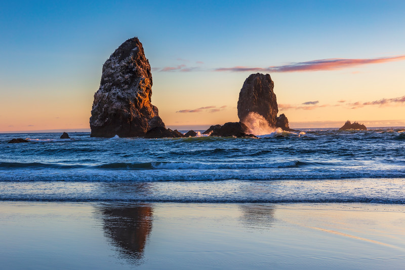 Cannon Beach, The Needles