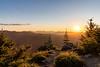 Sunset at Suntop Lookout