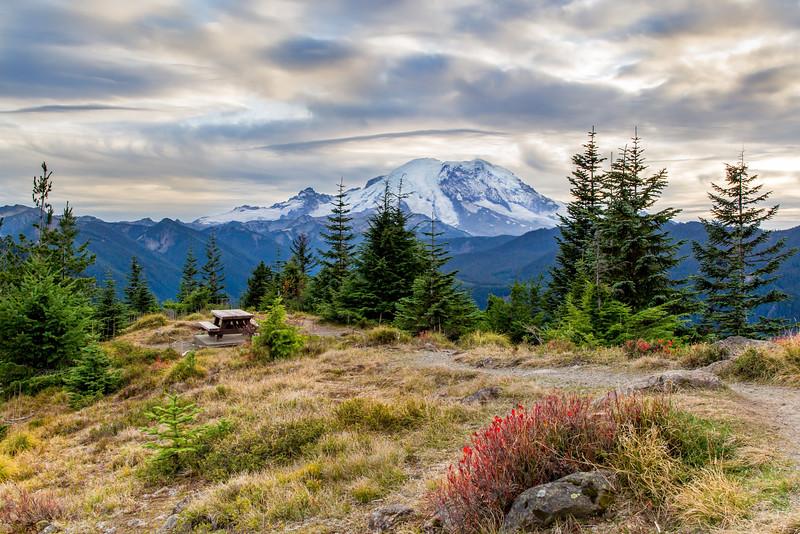 Mt Rainier, Suntop Lookout