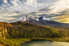 Mt St Helens, Windy Point