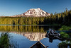 Mt Adams at Takhlakh Lake