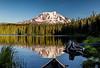 Mt Adams at Takhlakh Lake