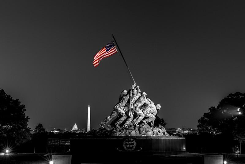 Iwo Jima Memorial, Washington DC