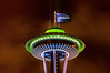 Seattle Space Needle, Seahawks
