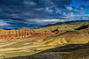 Painted Hills, Mitchel Oregon