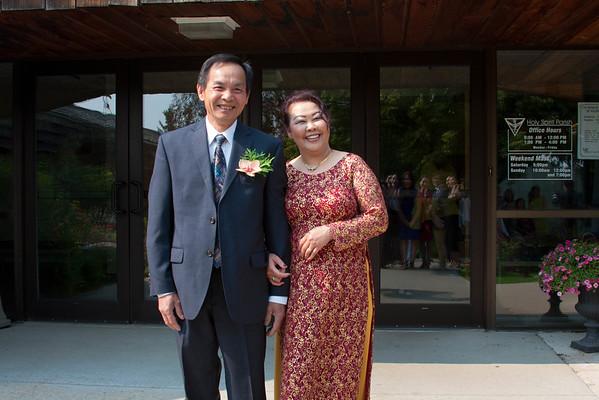 Cong & Lien Anniversary 2015