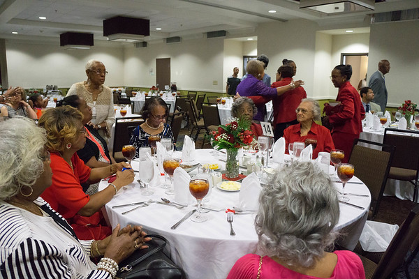 CLARA JOHNSON'S 100TH BIRTHDAY CELEBRATION