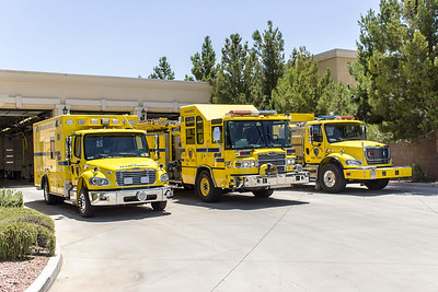 CLARK COUNTY FIRE DEPT
