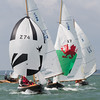 Cowes Week Yacht Racing