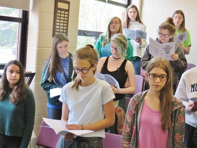 CLASSROOM OF THE WEEK : Music programs at Southern Berkshire Regional School District