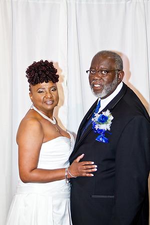 CLAYBROOKS WEDDING
