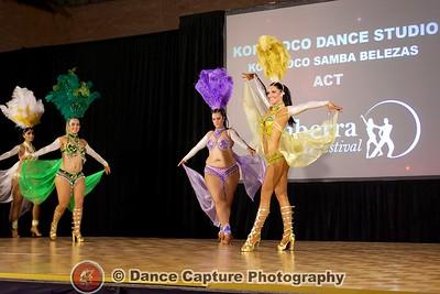 Kokoloco Samba Belezas