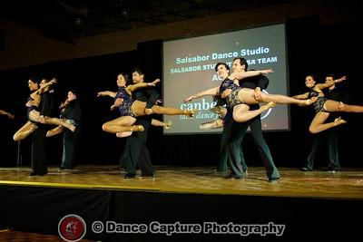 Salsabor Student Salsa Team