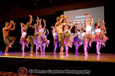 Subsdance Intermediate Afro Brazilian Samba Team