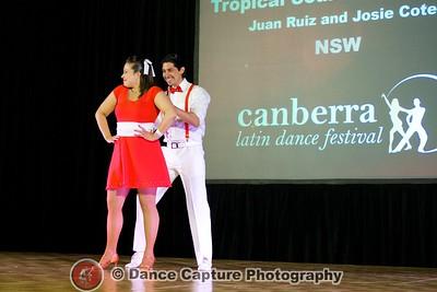 Juan Ruiz & Josie Cote