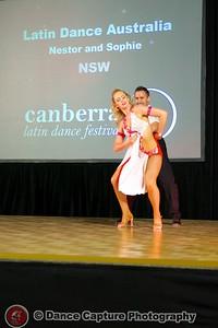 Nestor Manuelian and SophieWatson