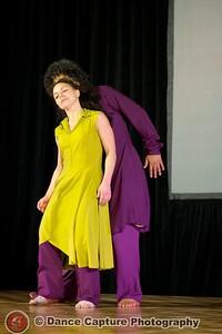Xandy Liberato and Evelyn Magyari