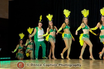 Salsabor Student Samba Team