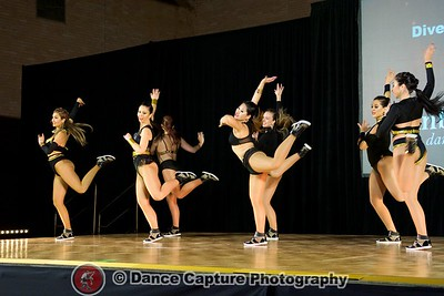 Diversity Dance Urban Samba