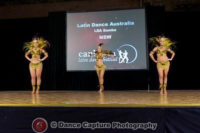 Latin Dance Australia -Samba