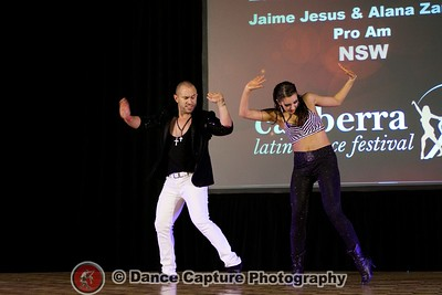 Jamie Jesus & Alana Zammit