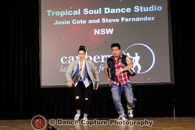 Josie & Steve - Salsa