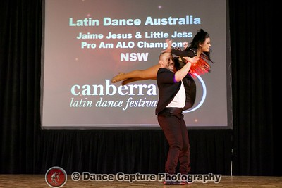 Jamie Jesus & Little Jess