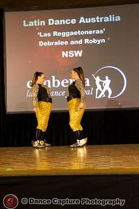 Debralee and Robyn - Reggaeton