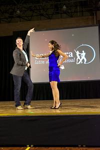 MC's Sharon Pakir Krygger and Kevin Malpas