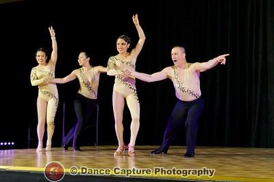 Acro Dance Student Team