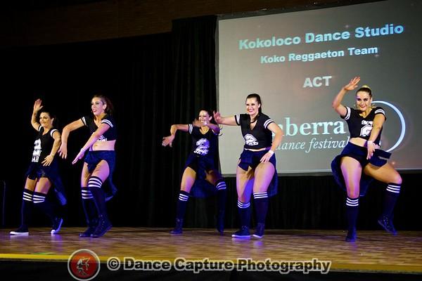 Kokoloco Reggaeton Team