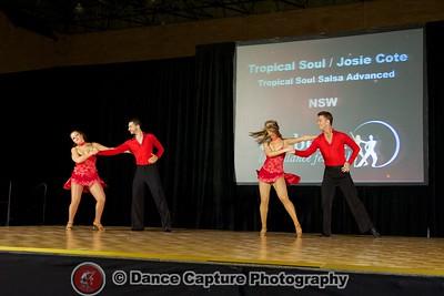 Tropical Soul Salsa Advanced