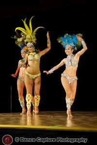 Glamourosas Brazilian Samba