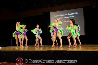 LDA Ladies Shines Team