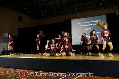 LDA Reggaeton Team