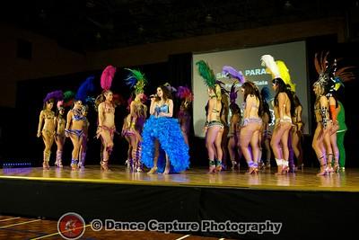 Samba Parade  - featuring Diala