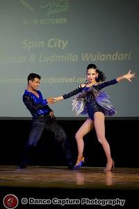 Robin + Ludmilla - Salsa/Cha Cha