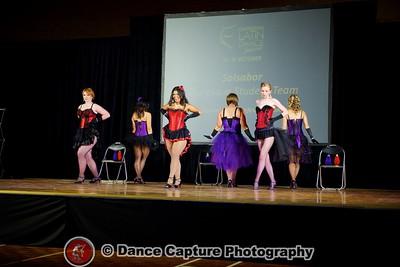 Salsabor Burlesque Team