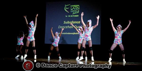 Subdance Dancehall Queens